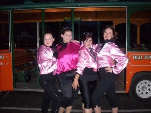The Pink Ladies Ring in the New Year!