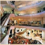 The Copley Place Mall!