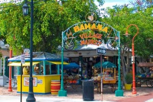 Bahama Village in Key West