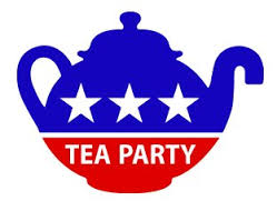 The Tea Party Movement Logo
