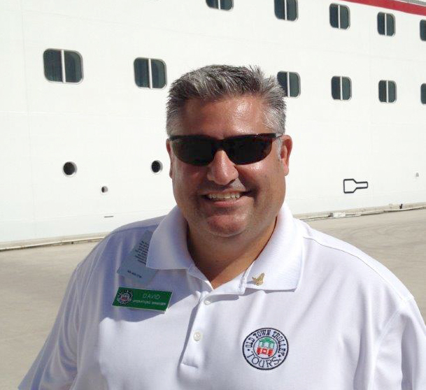 Dave Galvan, Operations Manager, Old Town Trolley Tours of Key West